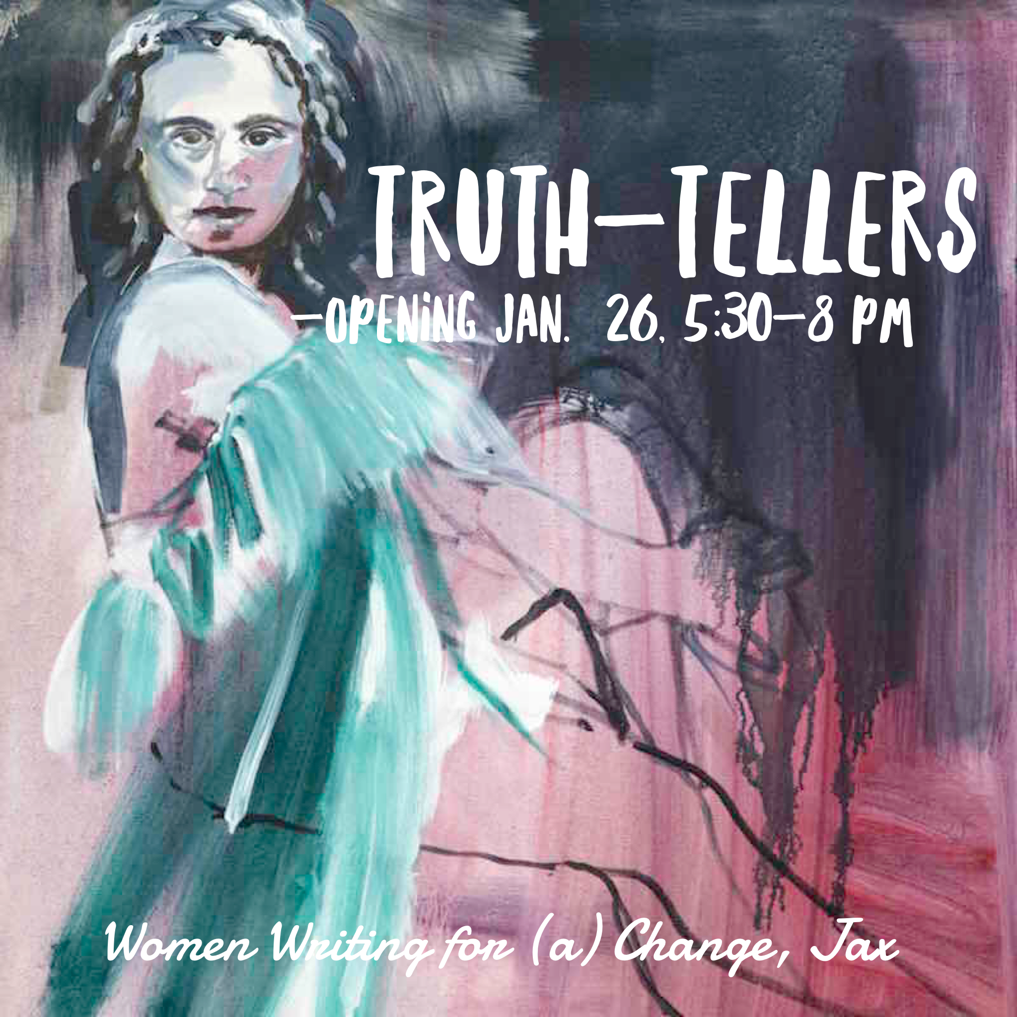 Truth-Tellers: New Art Show Highlights Women's Stories