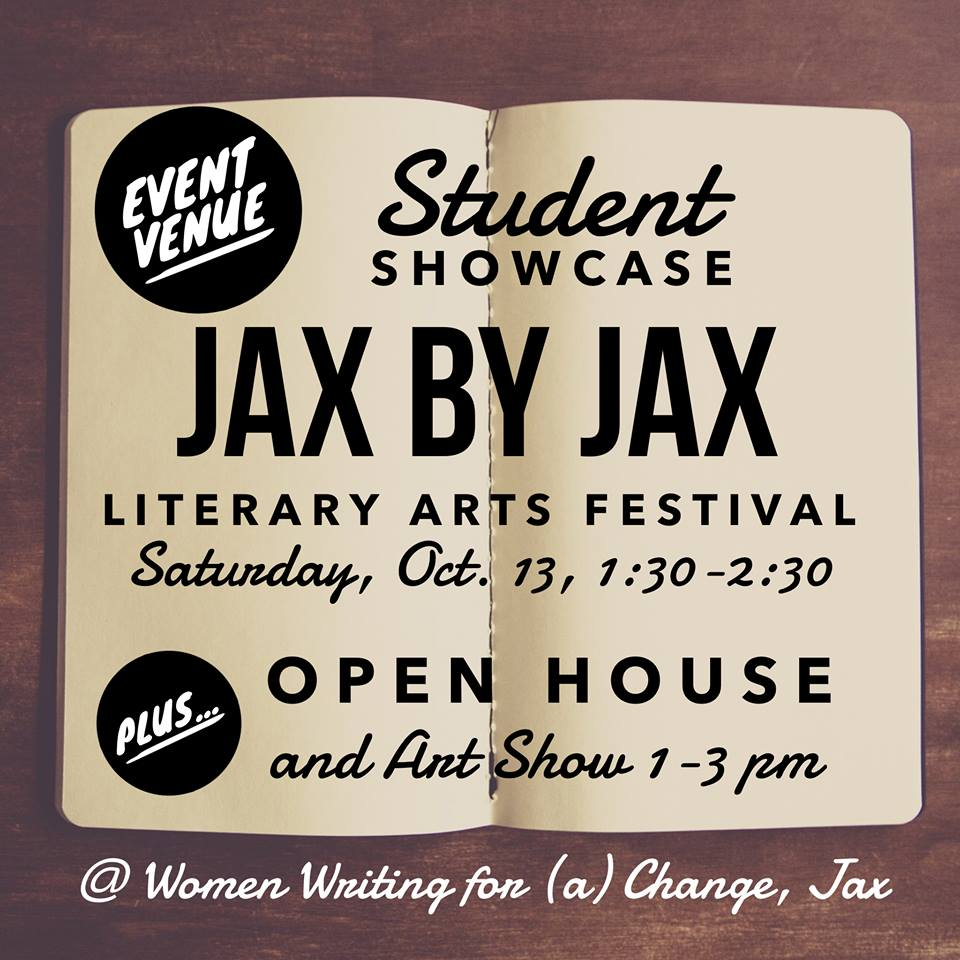 We're Hosting the Student Showcase at JaxByJax… Join Us!
