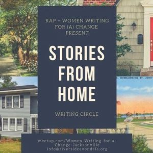 Write the Story of Your Historic Home: Free Writing Circle