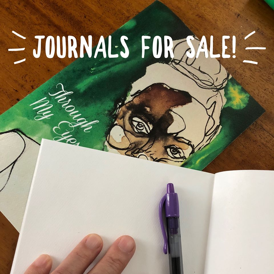 Journals for Sale to Support Our Outreach Programs