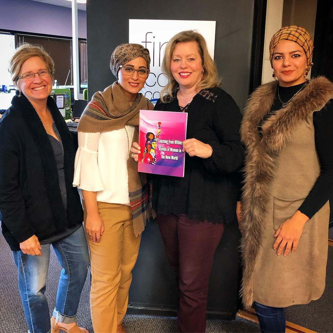 Raising Women's Voices in the Refugee and Immigrant Community