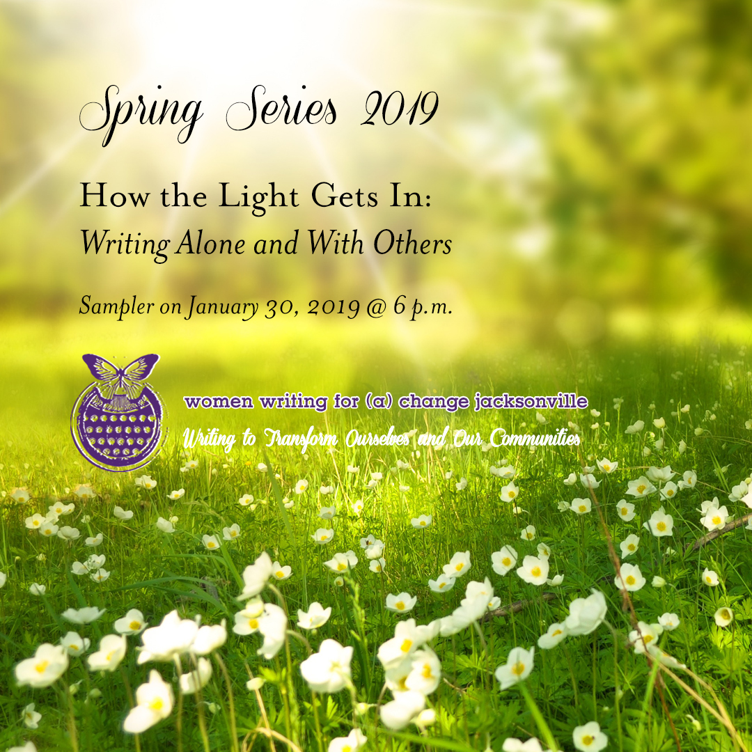 How will you shine this year? Let writing be your guide.