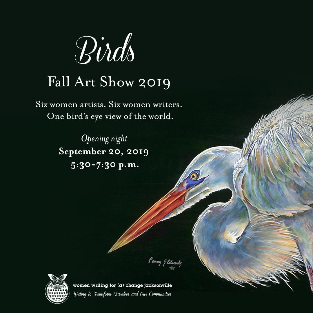 Fall Season Takes Flight with BIRDS!