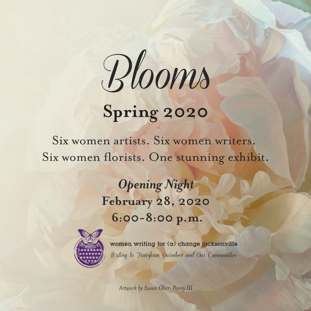BLOOMS Art Show: Opening February 28!