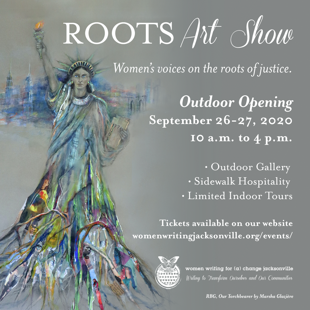 ROOTS Art Show Opening